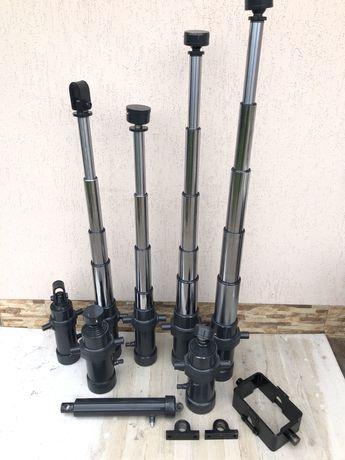 Cilindru basculare 5 tone 4 segmente IVECO,SPRINTER,FORD remorca