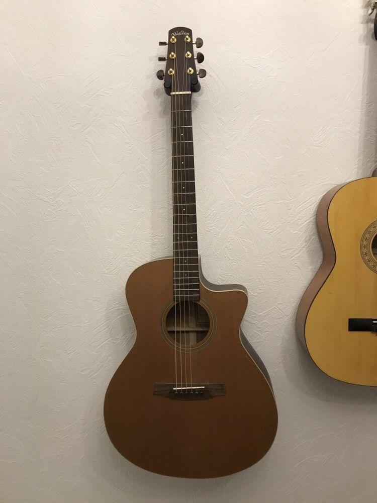 Продаю раритетную гитару Walden G1070CEQ/HA срочно и дешево!