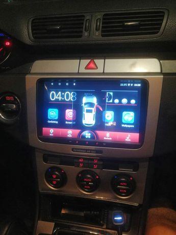 Navigație auto cu android dedicata Passat B6/B7,Golf 5/6,Touran,Tiguan