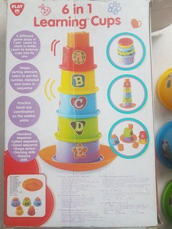Jucarie cu diferite forme pentru bebe