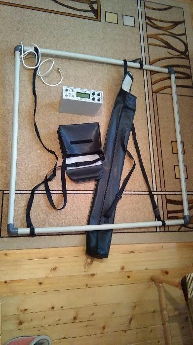 метал детектор moleimpulse digital diskriminator