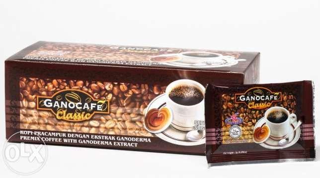 Ganoderma/Gano Cafe Classic
