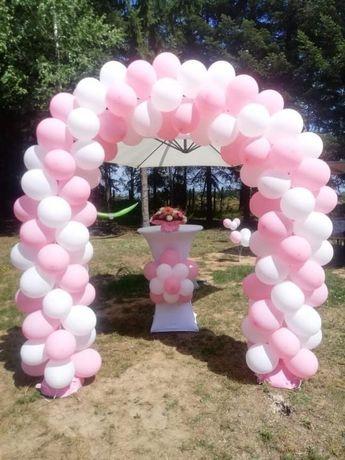 Балони с хелий,арка с балони,балонна декорация, балони за парти,доста