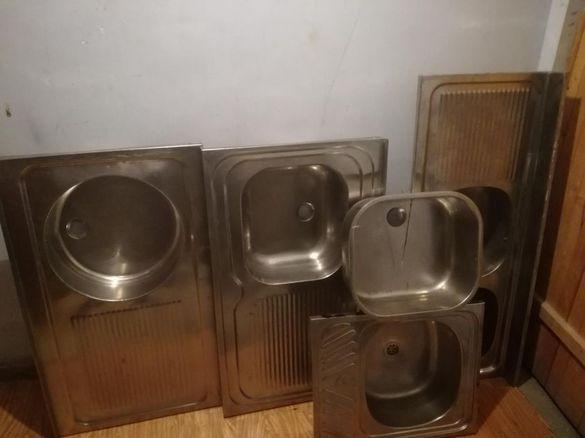 Българска мивка алпака,шкаф,емайлирана