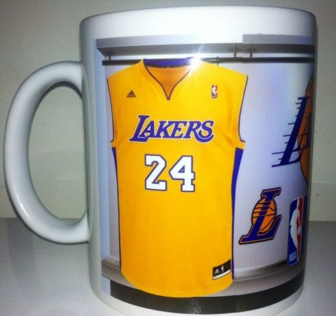 Баскетболни фен чаши на LA Lakers, Chicago Bulls, Boston Celtics! NBA!