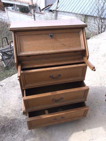 Бароково писалище / секретариате/ шкаф- внос от Бавария