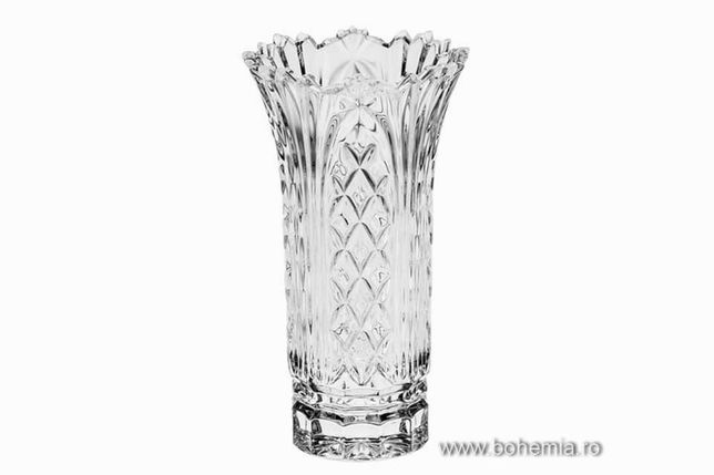 Vaza Cristal de Bohemia