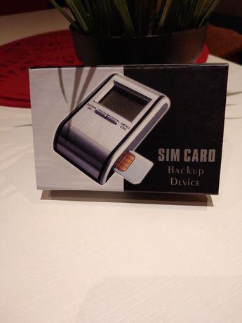 Sim Cart Backup Device