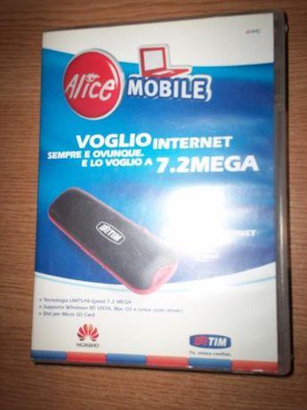 Modem stick internet mobil
