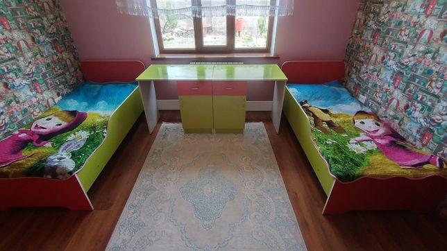 Детская спальня 2-х местная