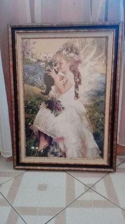 Гоблен Ангелче на Леврон