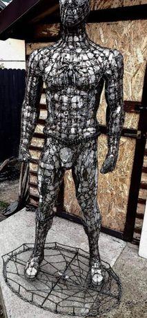 Spiderman metal Art