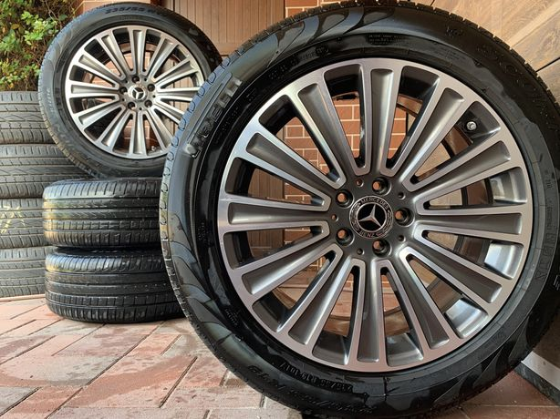 Jante NOI 19 ORIGINALE Mercedes Glc Vara 235/55/19  Glc Coupe Gle ML