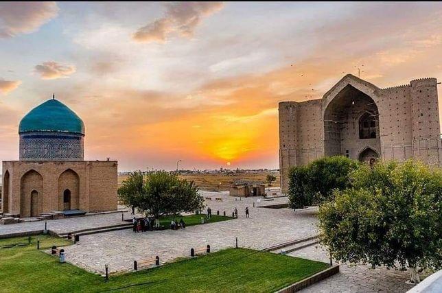 Святые место по Туркестану. Индивидуальный экскурсия по святым местам!