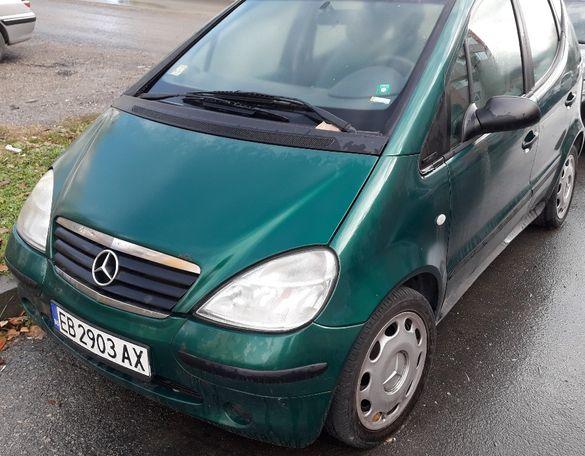 Мерцедес А140/Mercedes A140
