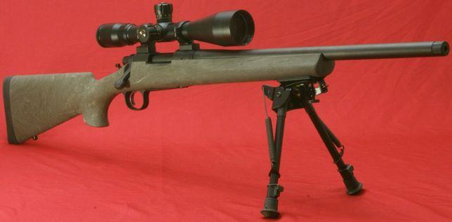 Pusca Airsoft *MODIFICATA V.2* Full Metal MANUALA Pachet Sniper Bile