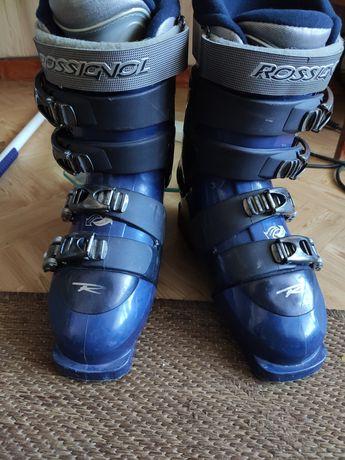 Ботинки Rossignol Impact X.-24.5. flex-60