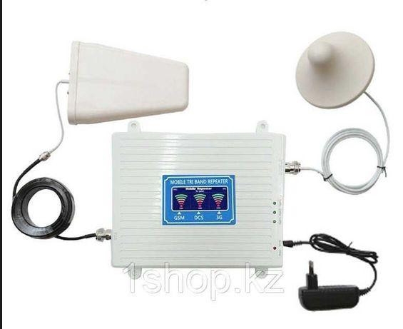 Усилитель сигнала сотовой связи (GSM-репитер) 4G/3G/2G AST1