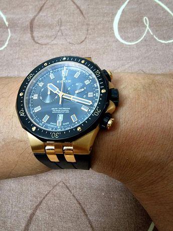 Продаются швейцарские часы Edox delfin