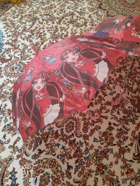 Детские зонтики,в отличном состоянии