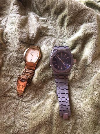 Золотые и механические часы,оригинал