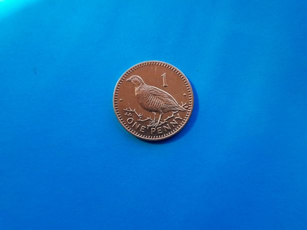 Moneda 1 Penny 1999 Gibraltar-AUNC-UNC