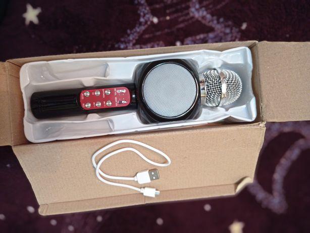 Продам микрофон - колонку