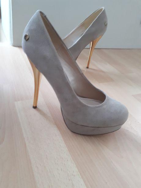Pantofi damă cu toc inalt