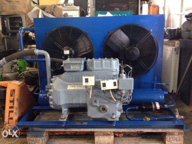Vand compresor Copenland 5,5 kw electrici