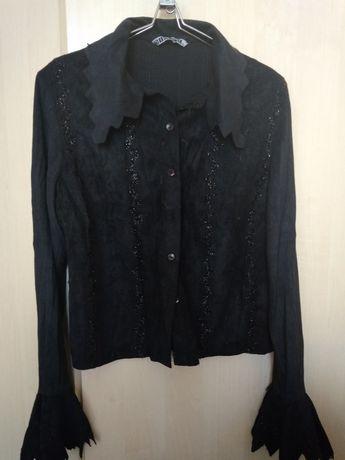 Блузка черная новая