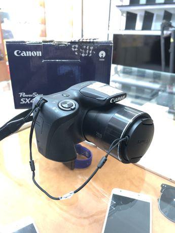 Цифровой фотоаппарат зум45х Canon PowerShot SX-430 IS Black /РЕАЛ АКША