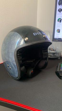 AGV Old Jack Diesel Open Face casca moto motocicleta helmet