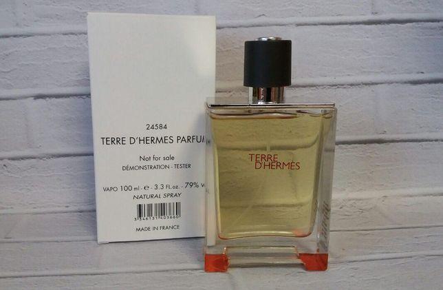 Премиум аромат Hermes Terre d'Hermes 100ml тестер-оригинал