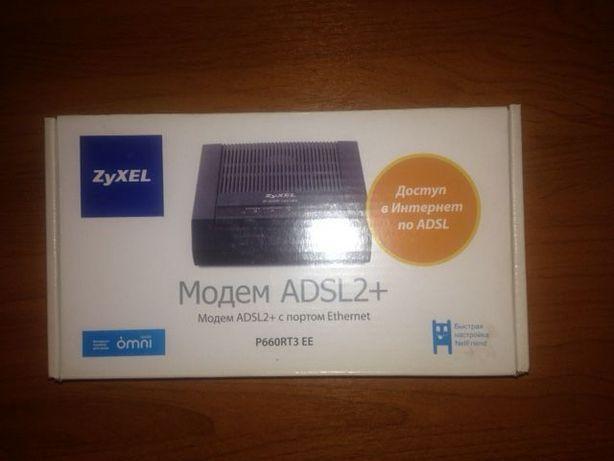 Продам модем ZyXEL P600 SERIES