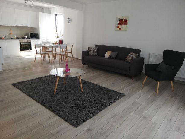 Închiriez apartament ultracentral 2 camere Blaj cu panorama minunata