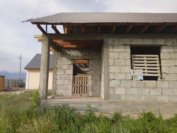 Продам недостроенный дом!