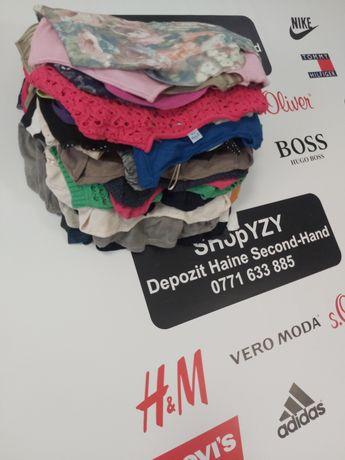 Depozit haine second hand vinde pulovere subtiri damă