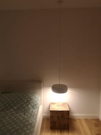 Lustra pe cablu pentru dormitor - 2 bucăți