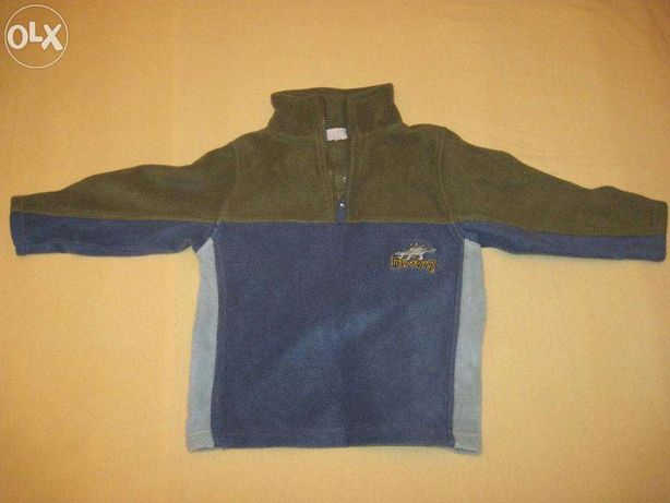 Vand bluza din fleece pentru baieti mar. 98