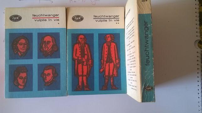 BPT : Vulpile in vie ; Vol. 1,2,3 -- de Lion Feuchtwanger