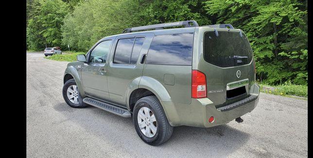Jante Nissan Pathfinder ( Navara ) 17 inch
