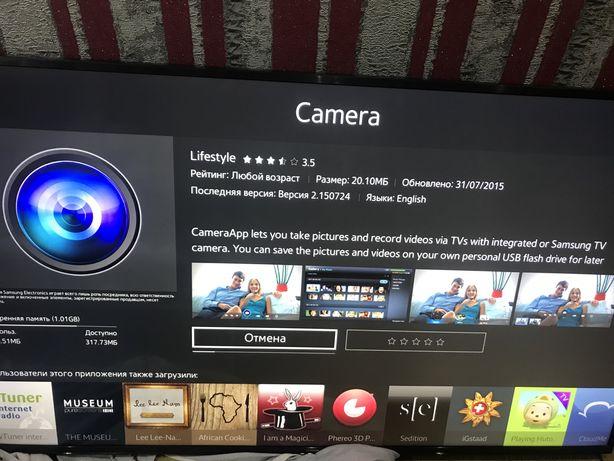 Телевизоры 4 k смарт тв самсунг с камерой