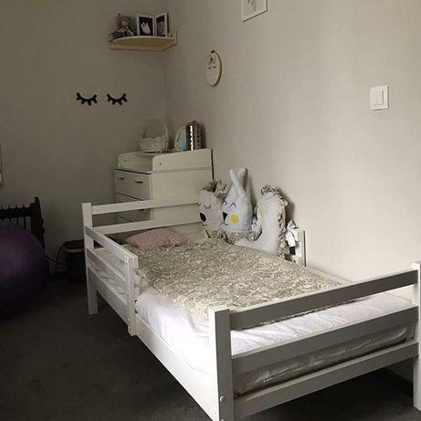 детские кровати из березы
