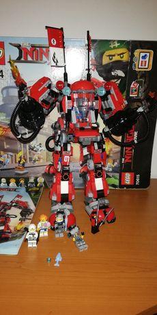 Lego Ninjago Robotul de Foc 70615