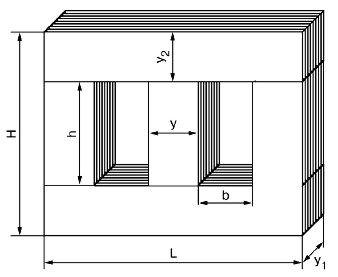 Магнитопроводи за трансформатори
