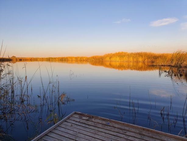 Продам озеро