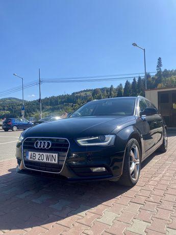 Audi A4 2.0 TDI Facelift