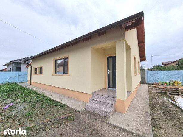 Casa Individuala - la cheie | 4 camere | Sanmihaiu-Roman