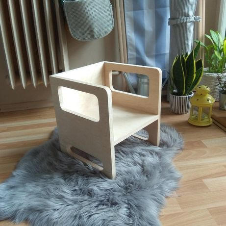 Куб стол Монтесори