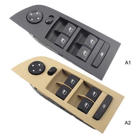 Панел Бутон Копчета BMW E90 E91 3 Блок Управление Ел Стъкла БМВ